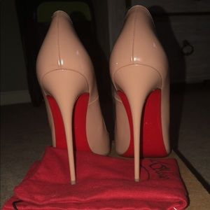 SO KATE 120mm Christian Louboutin